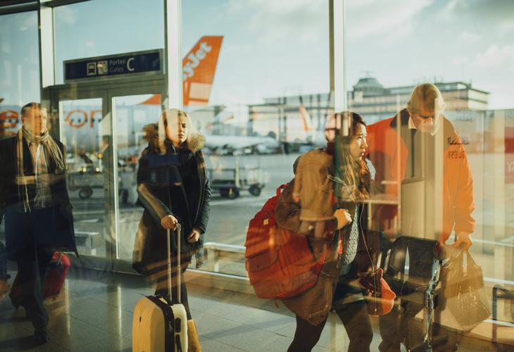 La biometría en los aeropuertos es ya una realidad