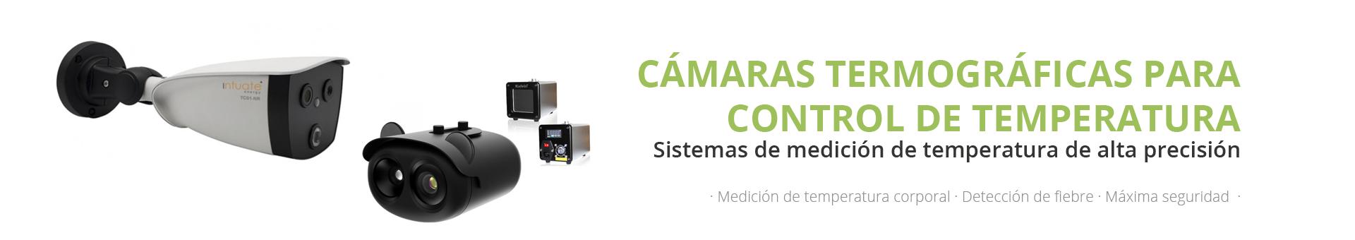 Banner cámaras termográficas