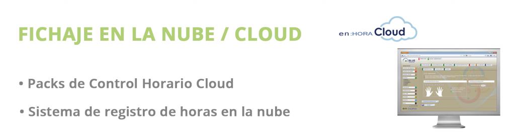 Fichaje en la nube o Cloud